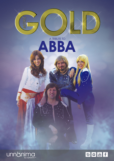 MORE GOLD ABBA